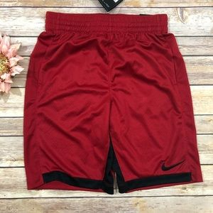 Nike NWT Red Standard Fit Training Shorts